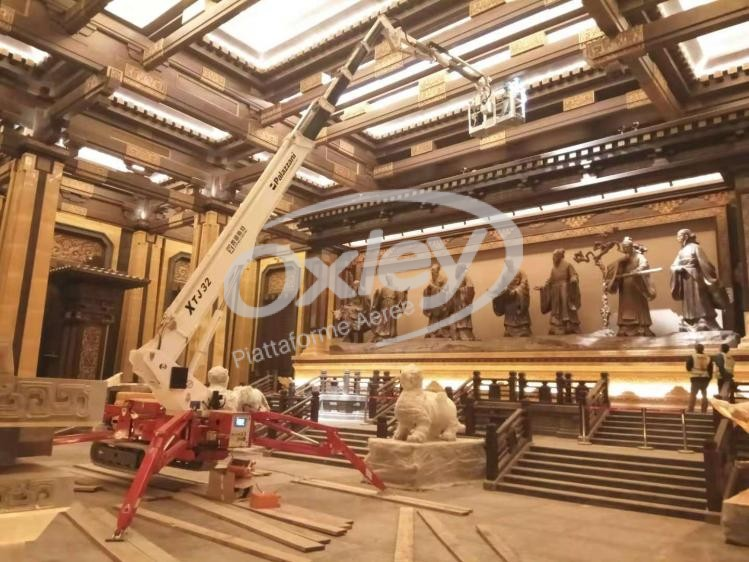 XTJ32C  Hanzhong Xinghan New District Chinese Culture Museum汉中兴汉新区汉文化博览园 7